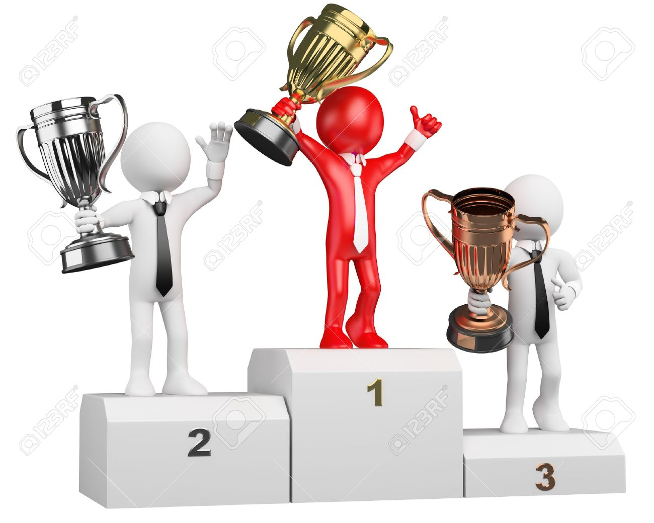 15327876-3d-white-business-person-on-the-the-podium